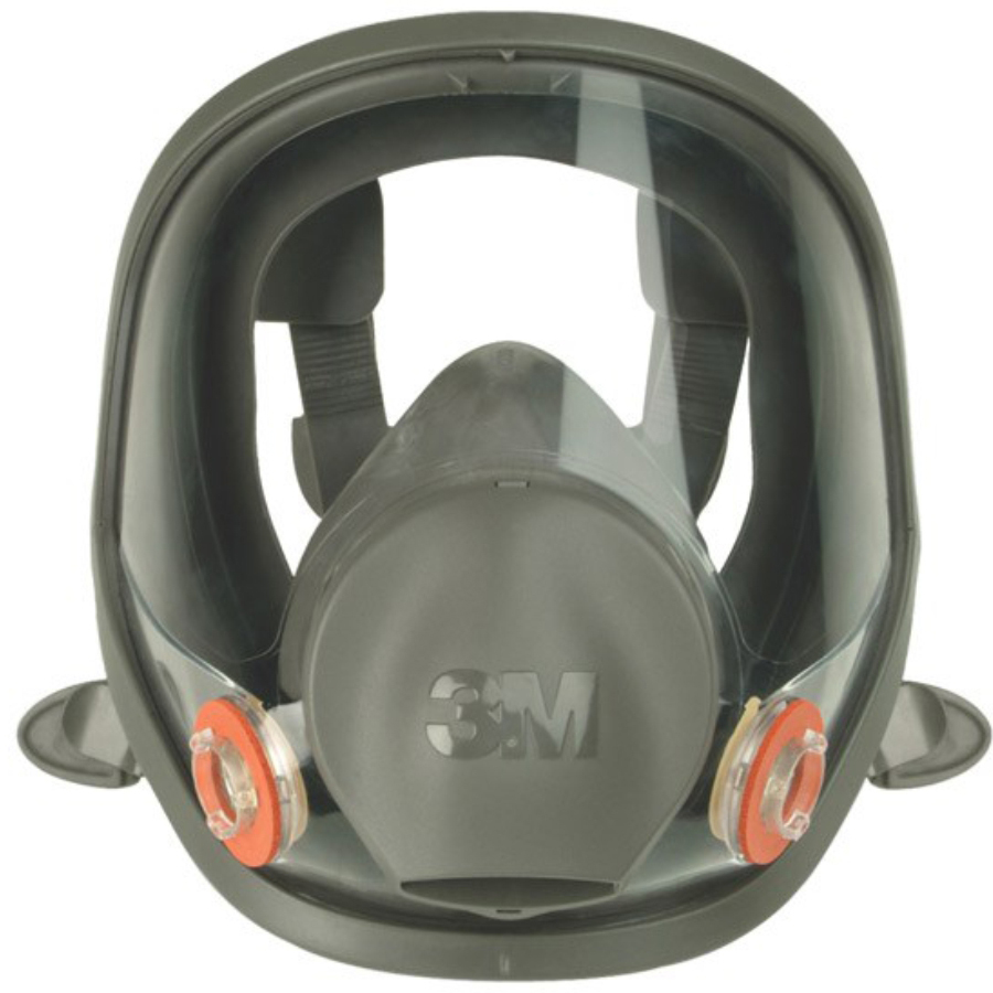 3M REUSABLE FULL FACE MASKS 6000 SERIES